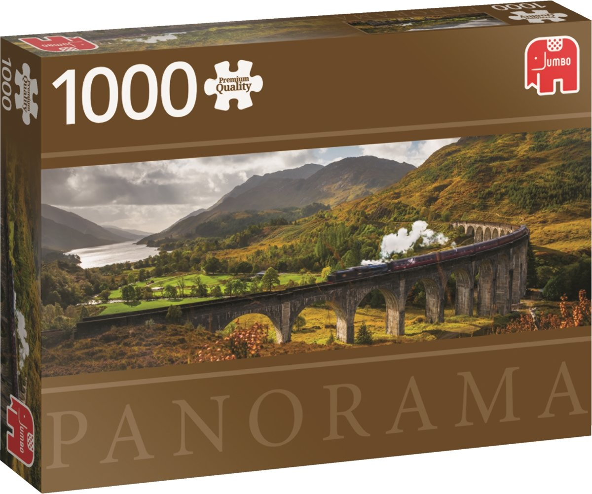PC Glenfinnan Railway 1000pano
