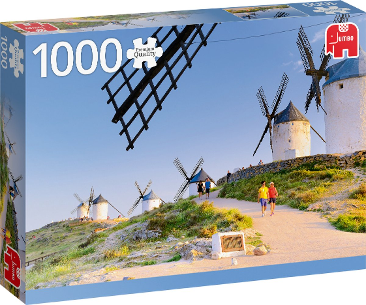 PC La Mancha, Spain 1000 pcs