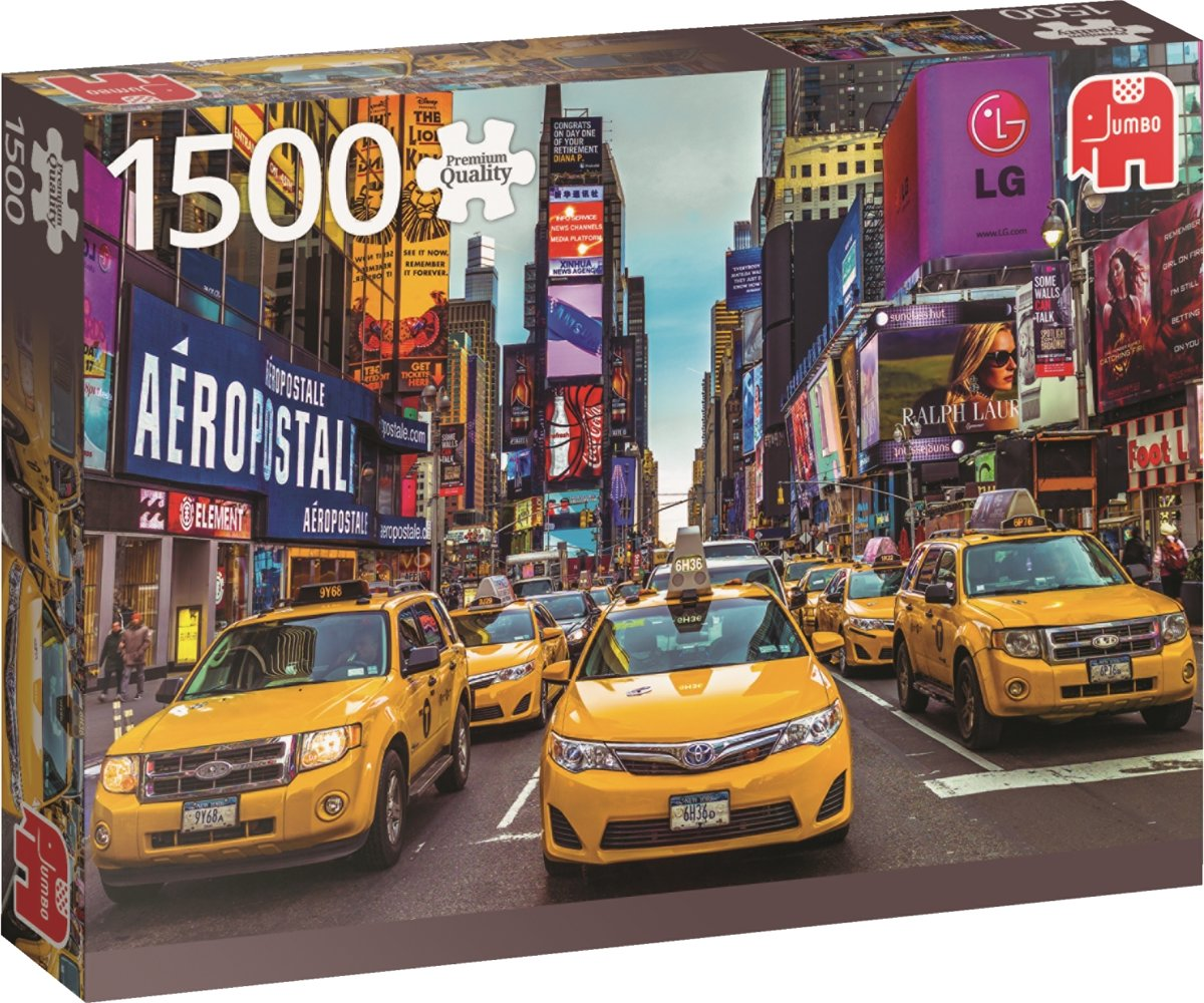 PC New York Taxi 1500pcs