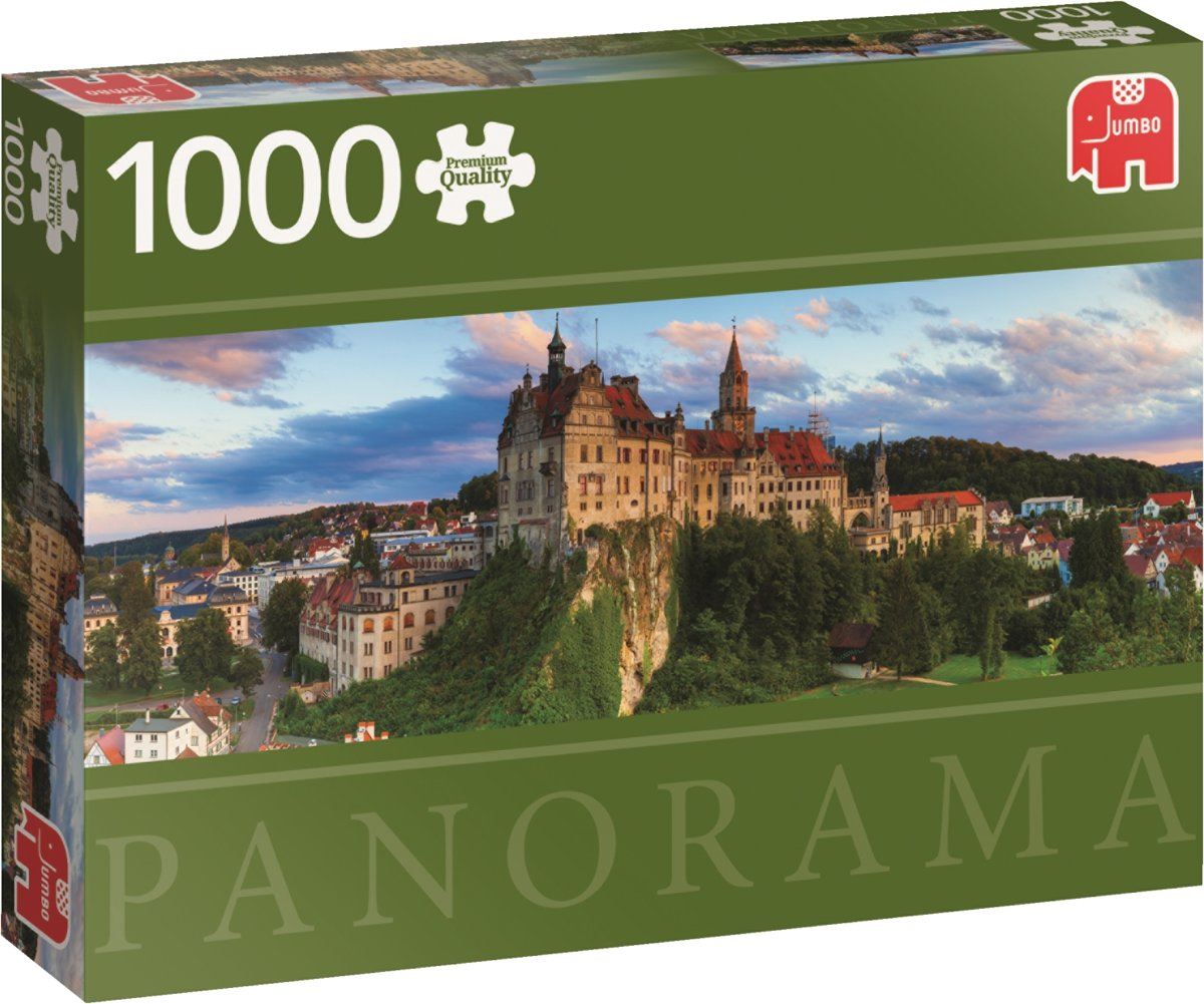 PC Sigmaringen Castle 1000pano