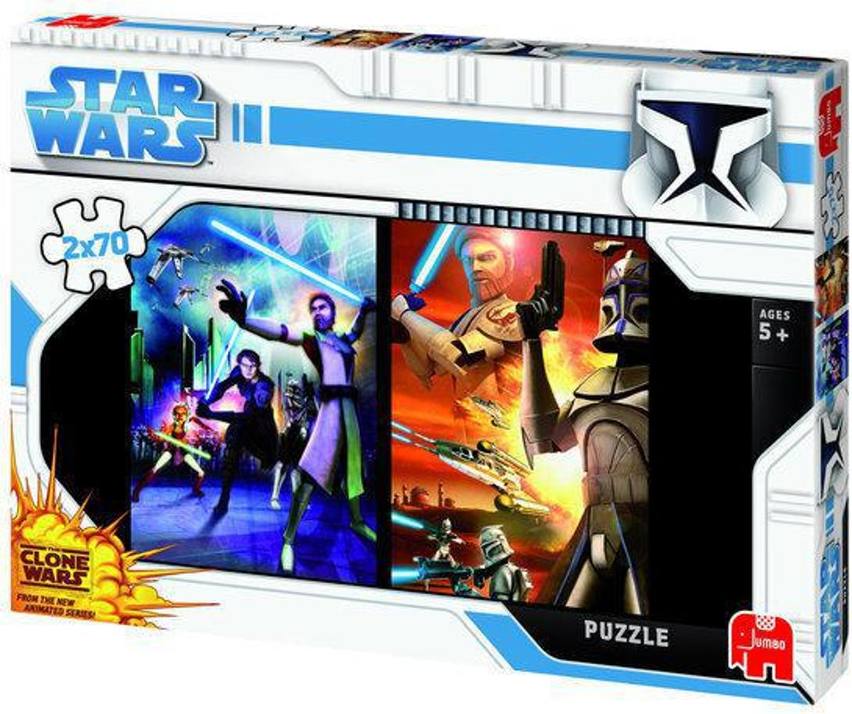 Star Wars Clone Wars 2 in 1