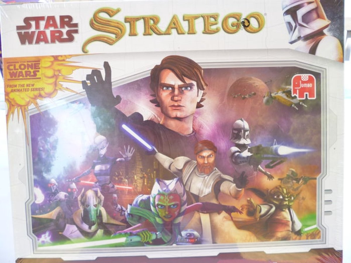 Stratego Clone Wars