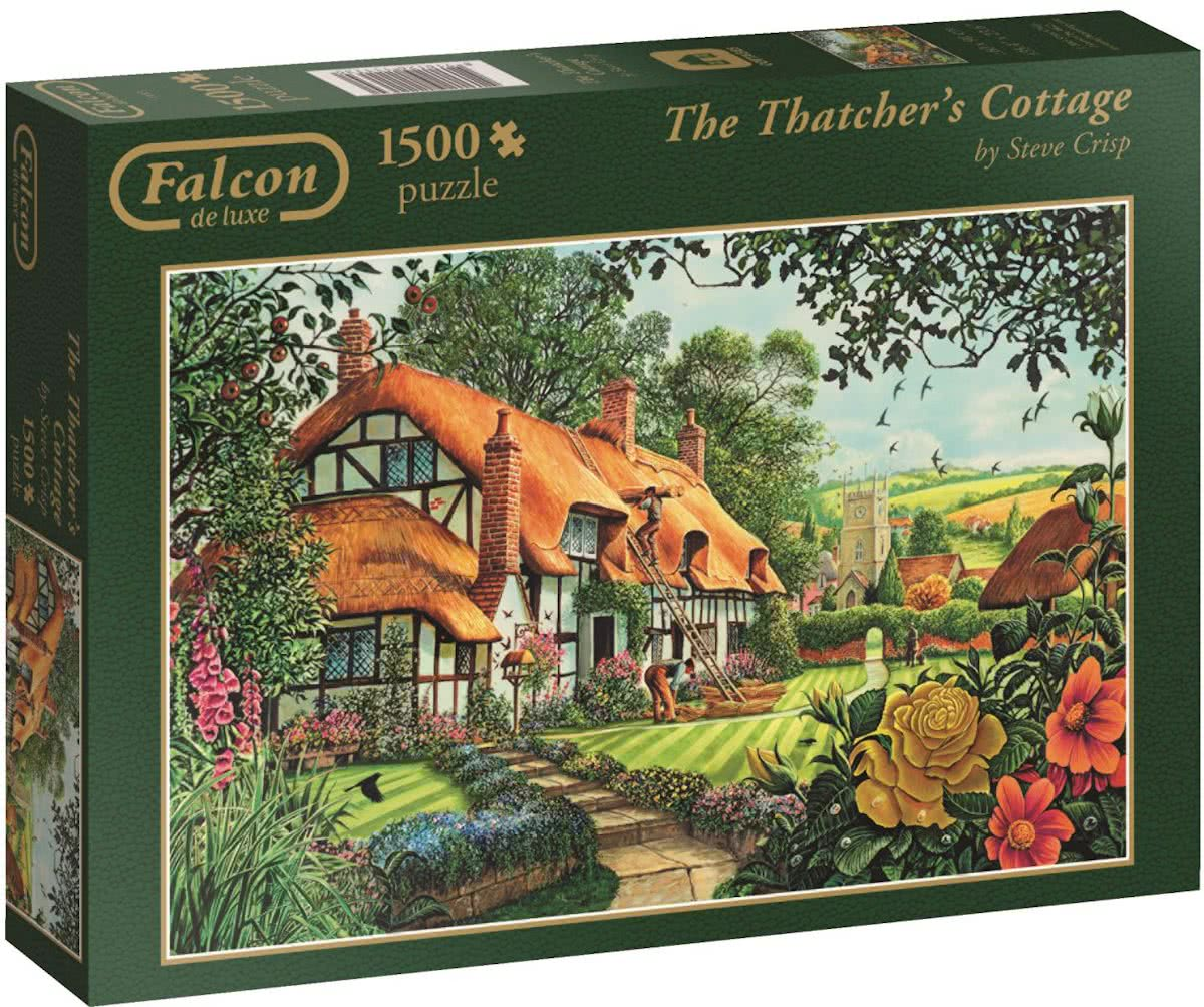 The Thatchers Cottage 1500pcs