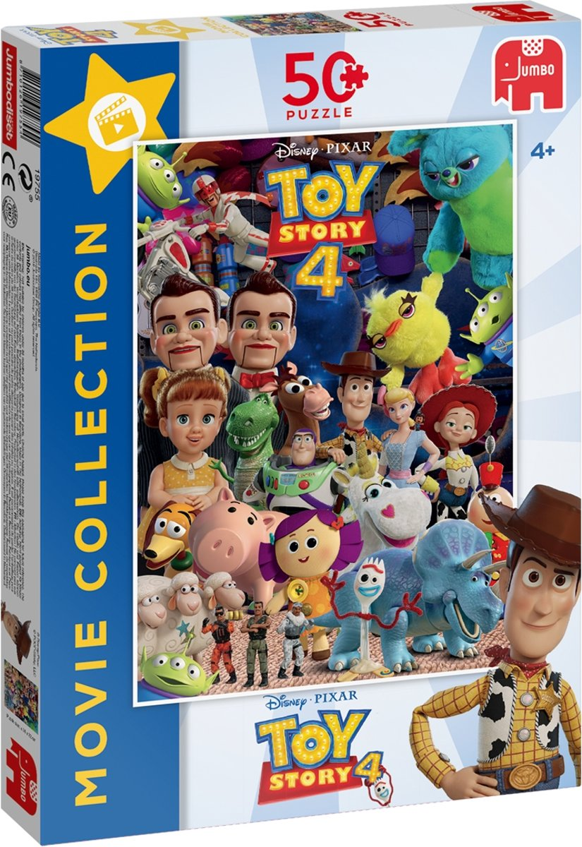 ToyStory 4 - Cinema Collection