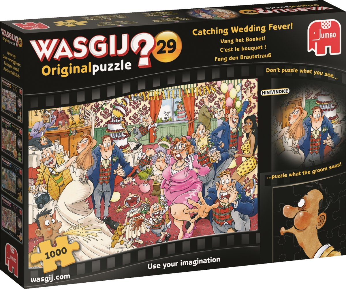 Wasgij Original 29 INT 1000pcs