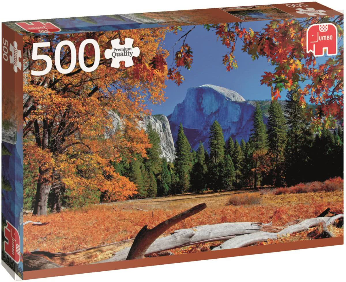 Yosemite National Park USA  Puzzel 500 stukjes