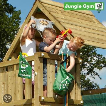 Jungle Gym Bucket Module