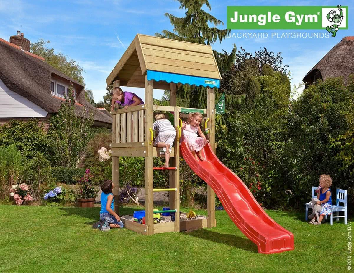 Jungle Home Rood