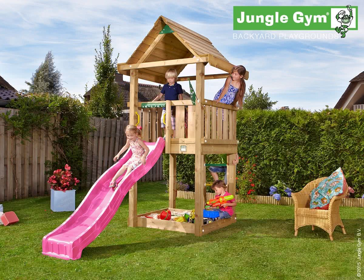 Jungle House Geel