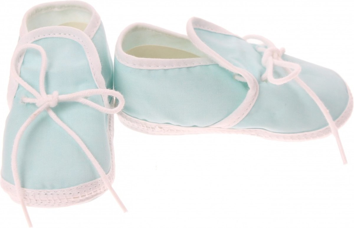 Junior Joy Babyschoenen Newborn Junior Turquoise