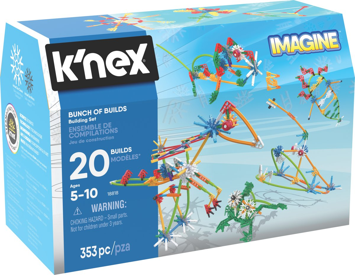 KNEX Bunch of Builds - Bouwset