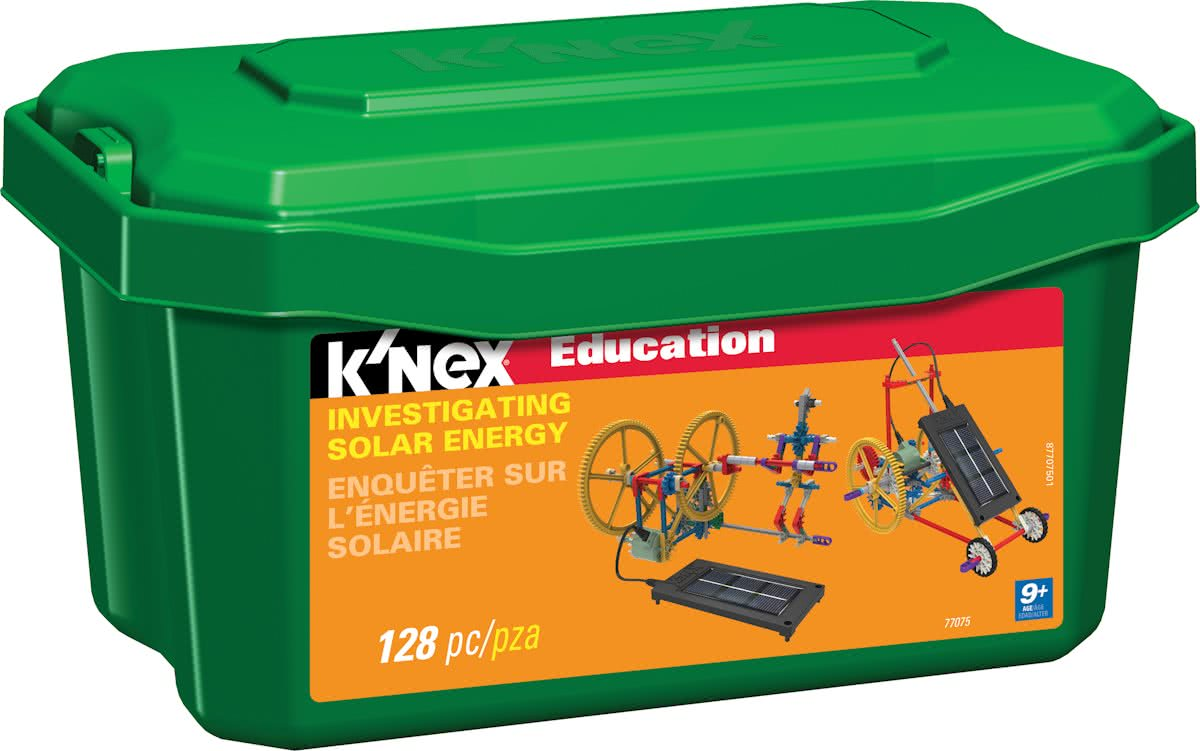KNEX Education Investigating Solar Energy - Bouwset