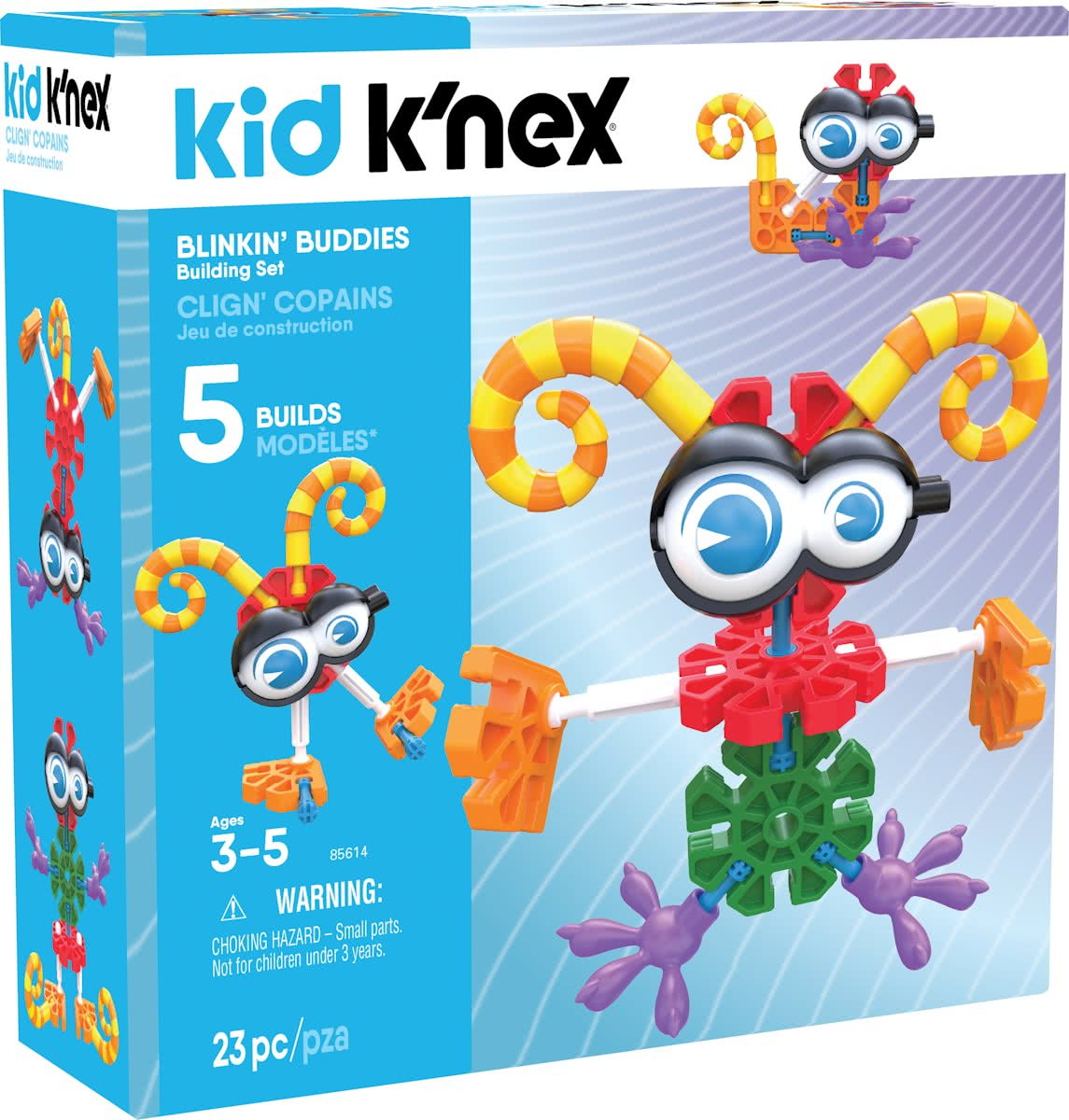 Kid KNEX Blinkin Buddies - Bouwset