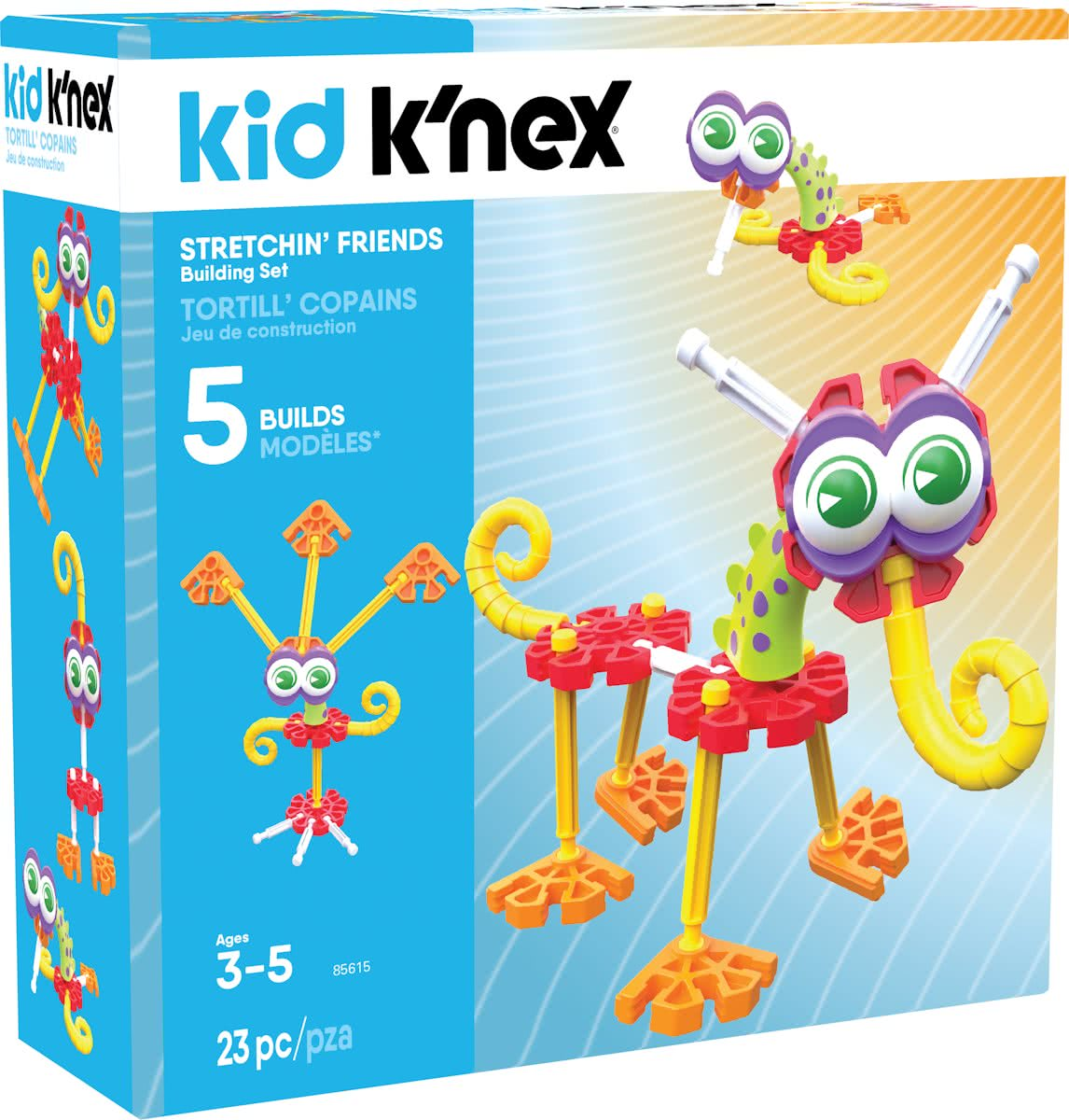 Kid KNEX Stretchin Pals - Bouwset