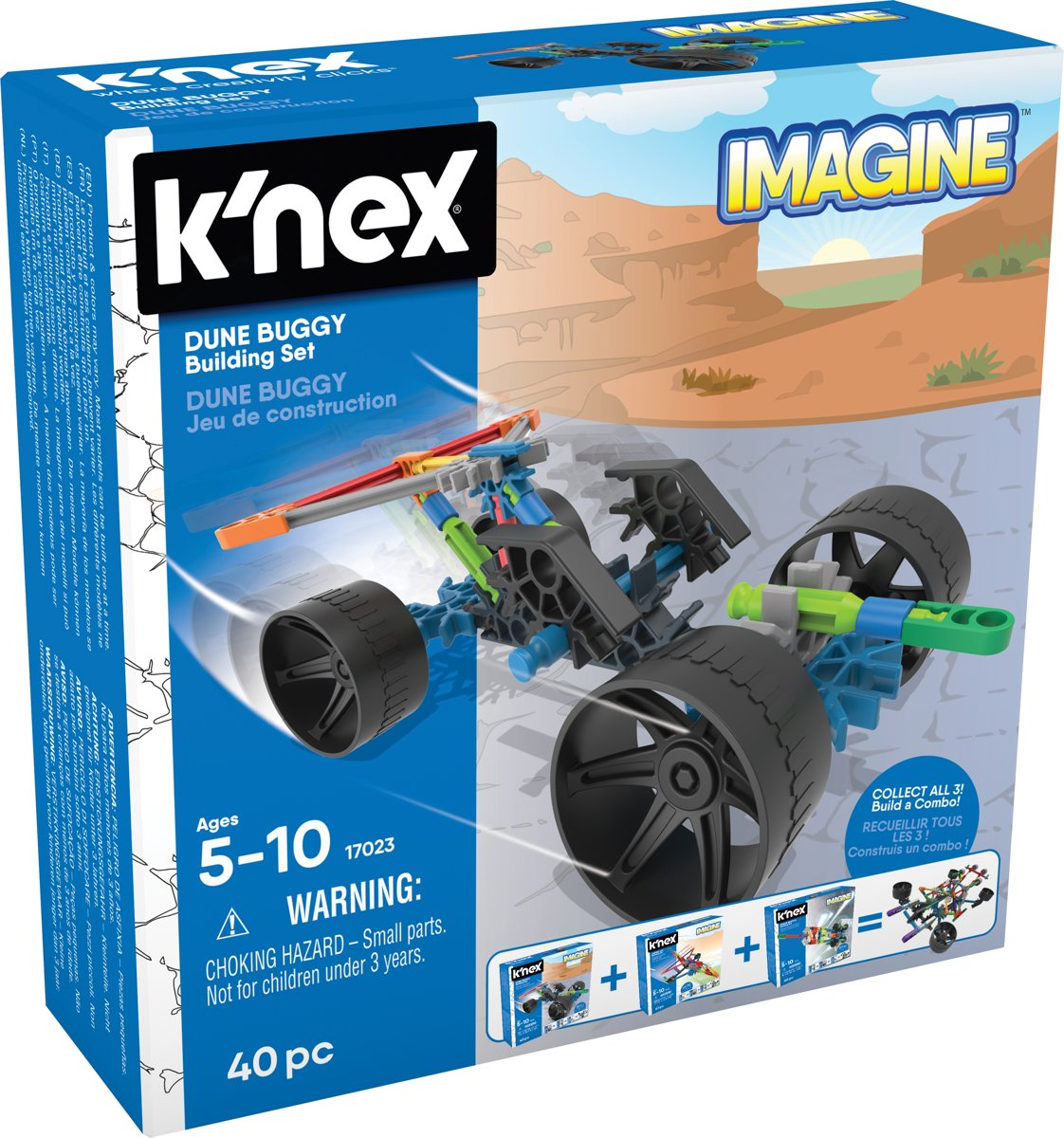 Knex Building Sets - Dune Buggy