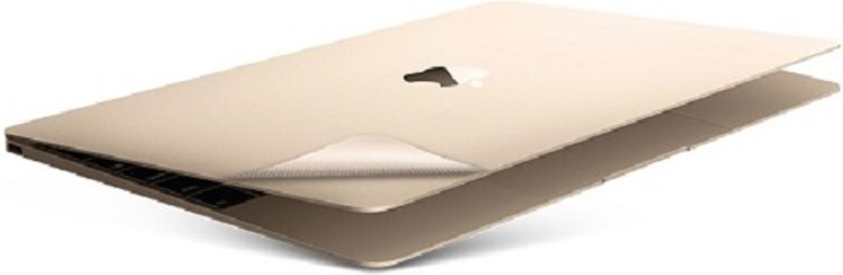 KMP 3M Skin 12 inch MacBook Gold