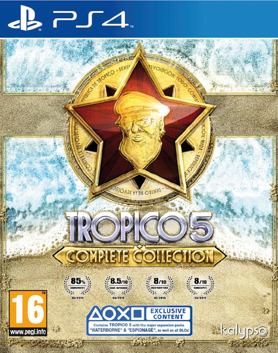 Tropico 5 - Complete Edition - PS4