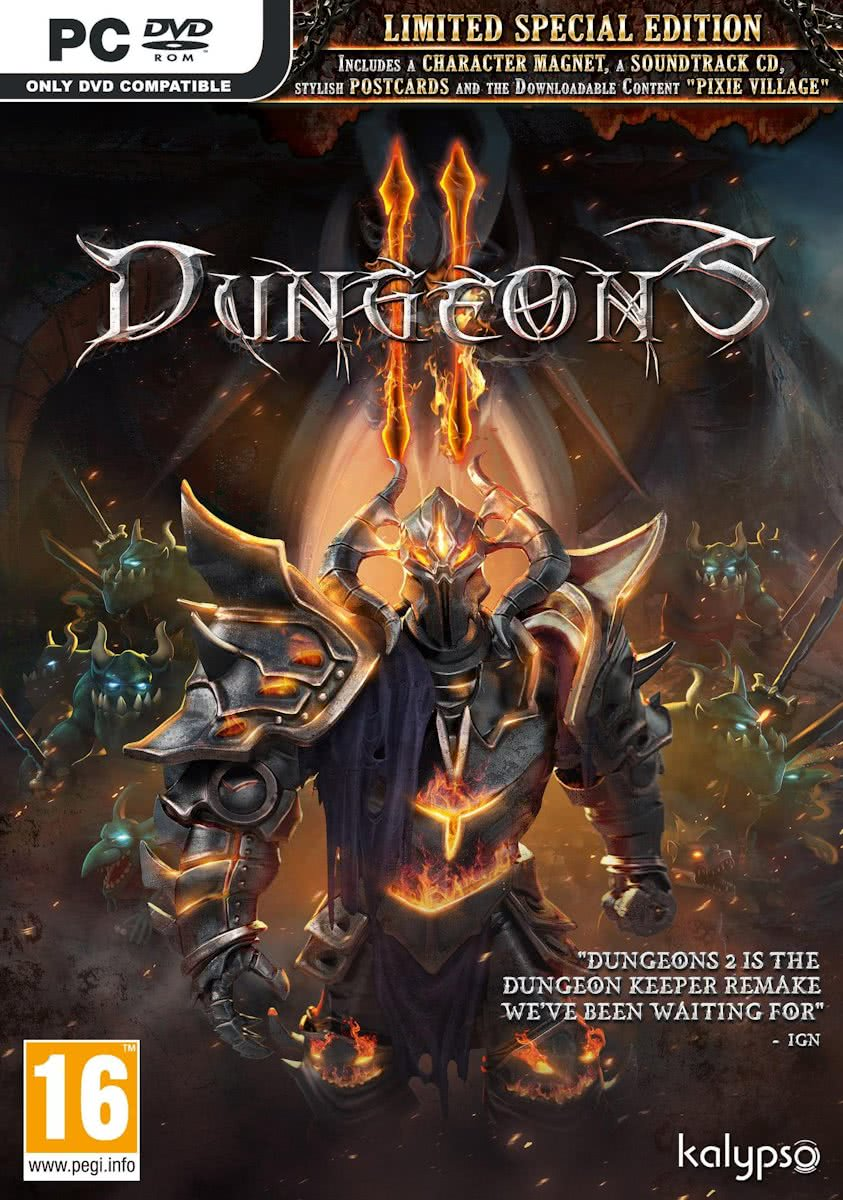 Dungeons 2 (DVD-Rom) - Windows
