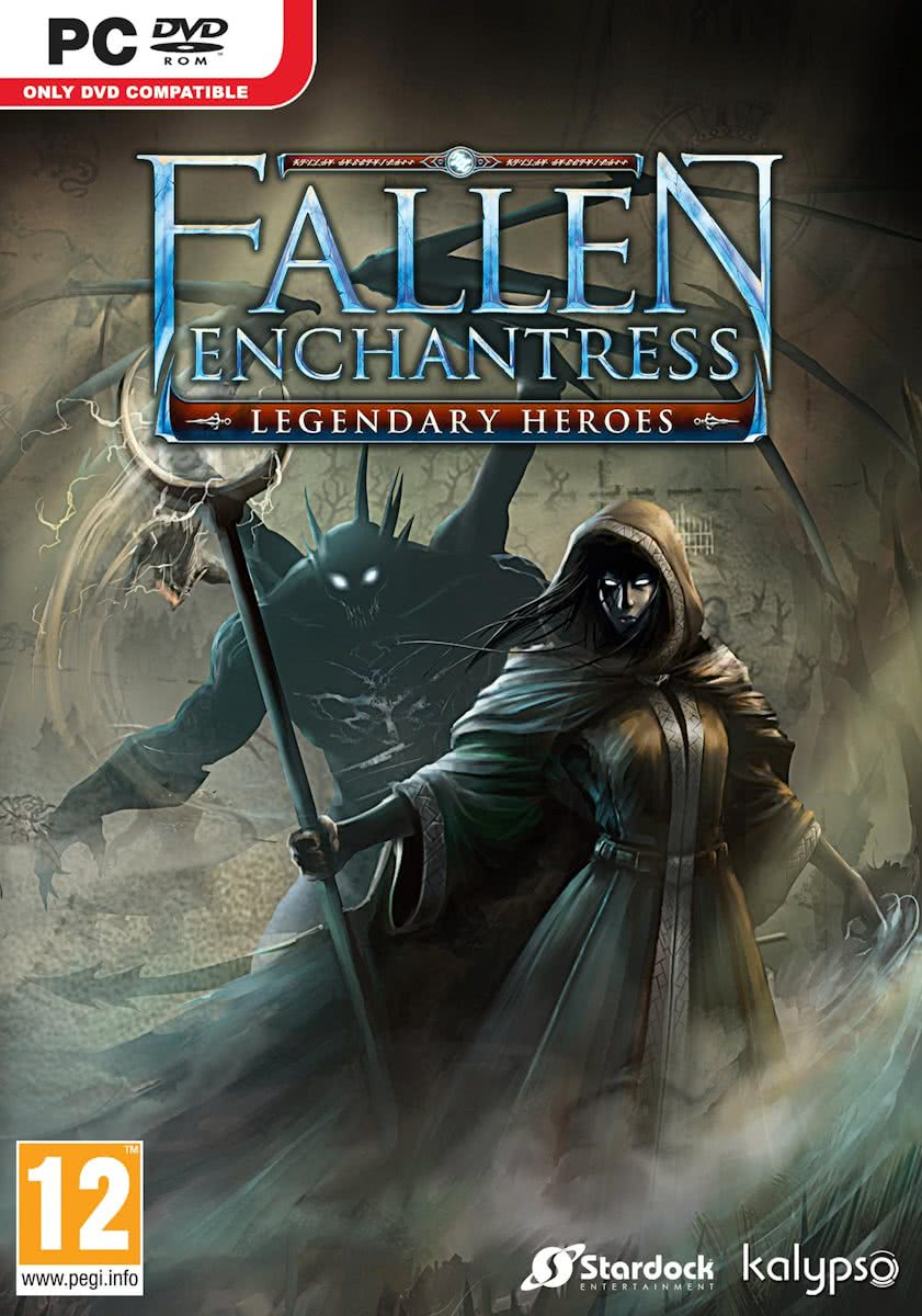 Fallen Enchantress: Legendary Heroes - Windows