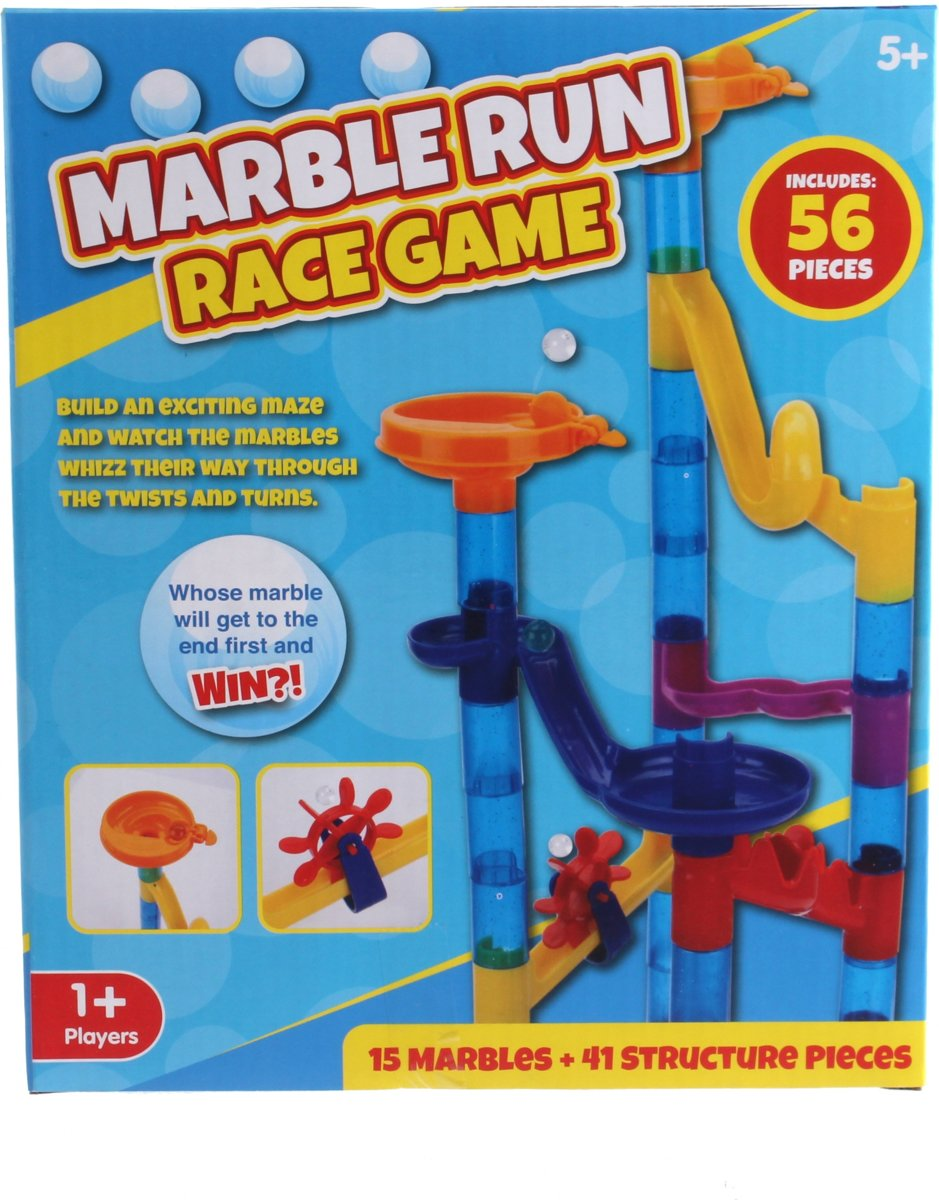 Kamparo Kinderspel Marble Run Race Game