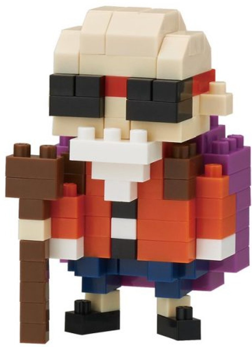 Dragon Ball Master Roshi // Mini series NANOBLOCK