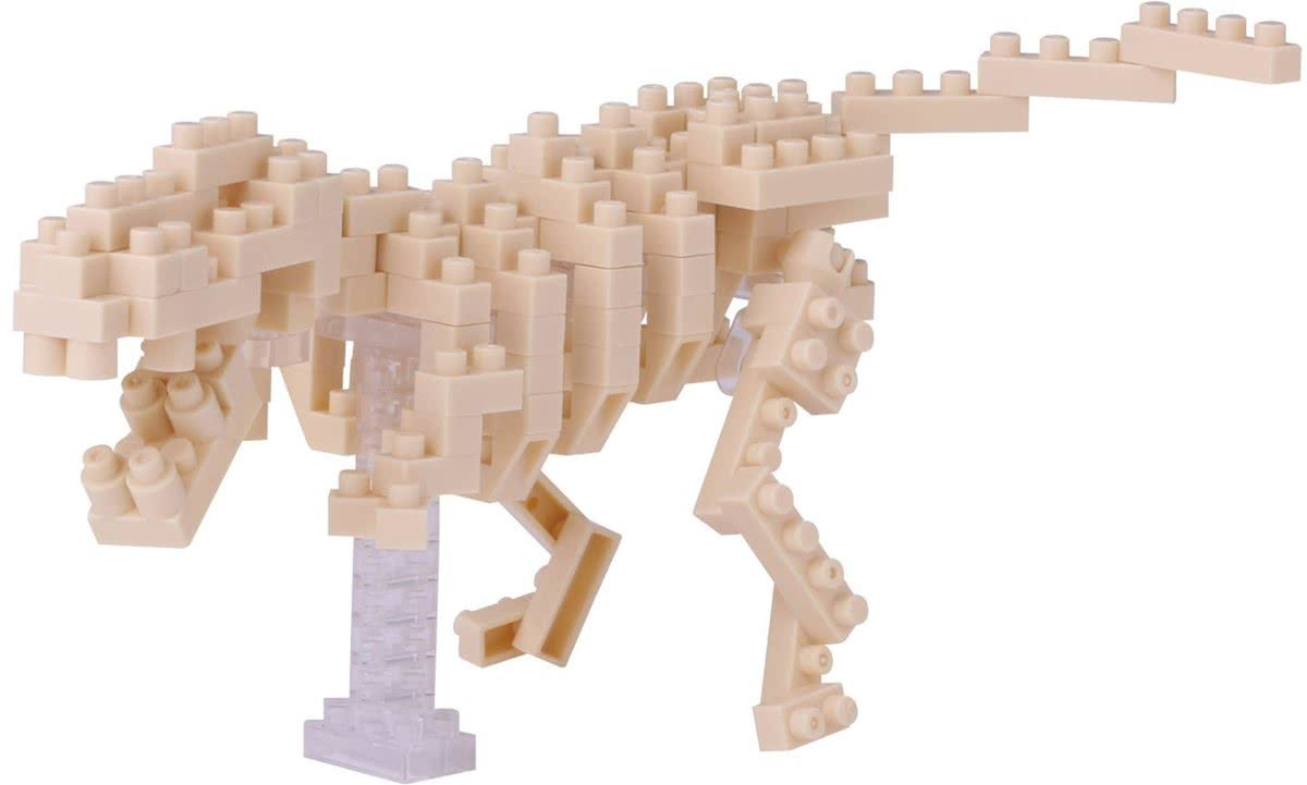 Nanoblock T-Rex Skeleton Model mini by Kawada