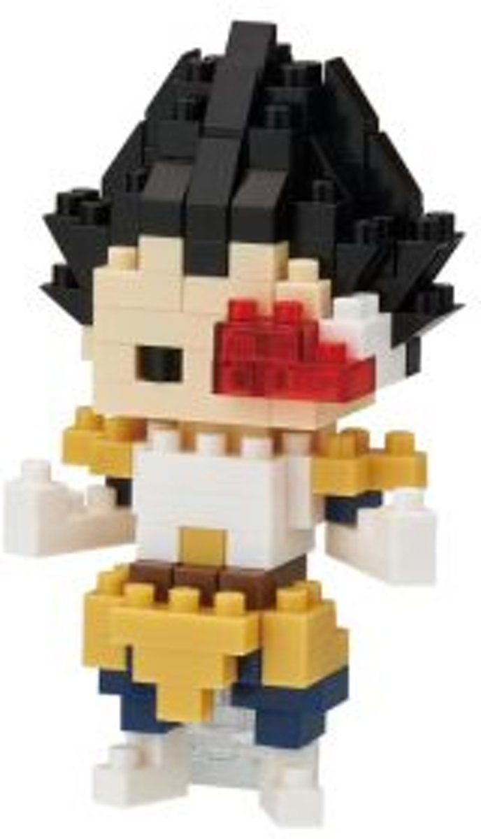 Nanoblocks Dragon Ball Z – Vegeta (NBDB-004)