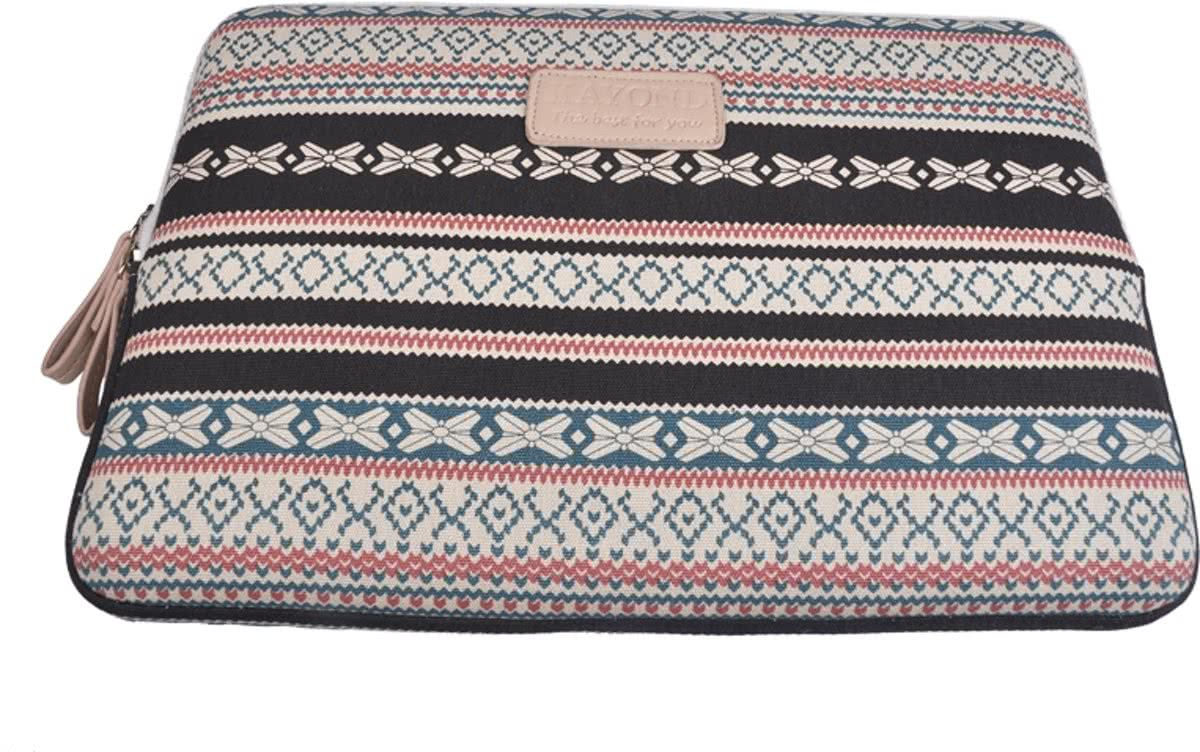Kayond – Laptop/Tablet Sleeve tot 10 inch – Bohemian Style – Multi colour