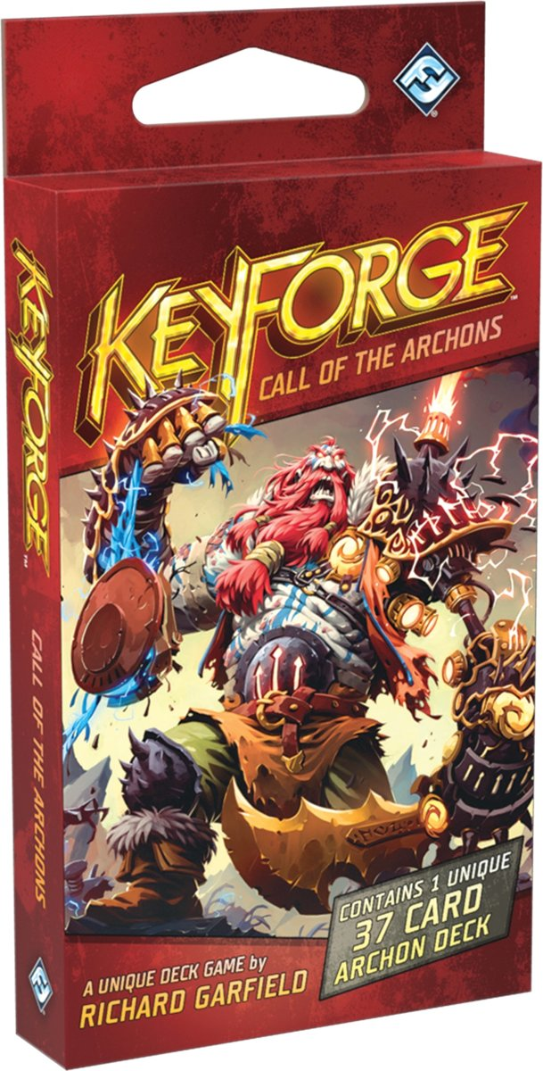 Keyforge Call of the Archons Archon