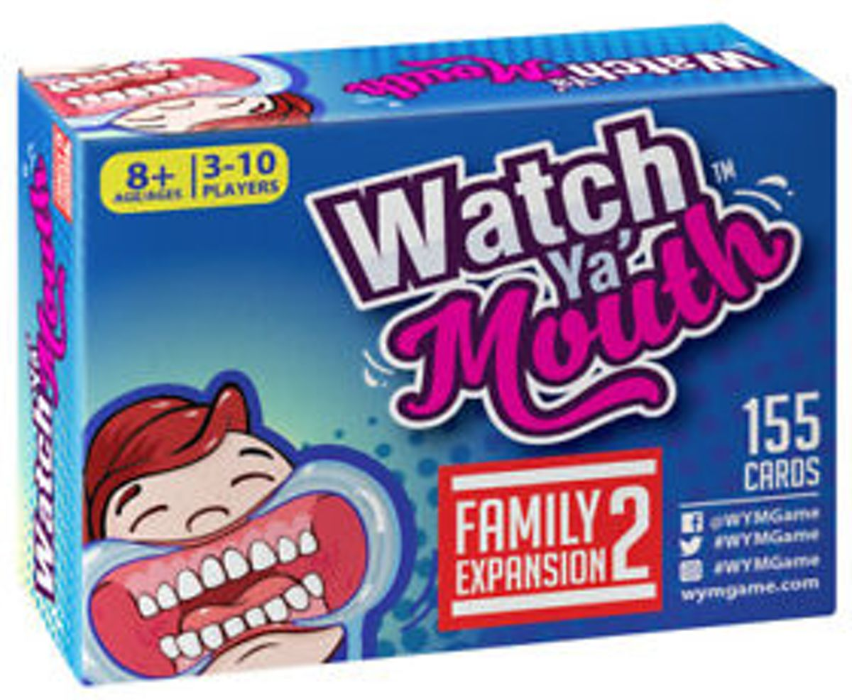 Watch Ya Mouth Family Expansion Pack 2