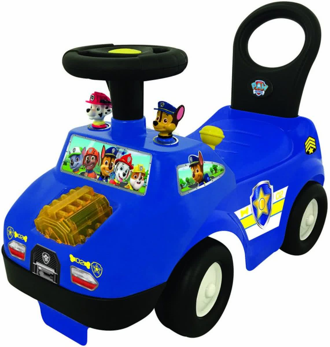 PAW PATROL CHASE POLICE RIDEON