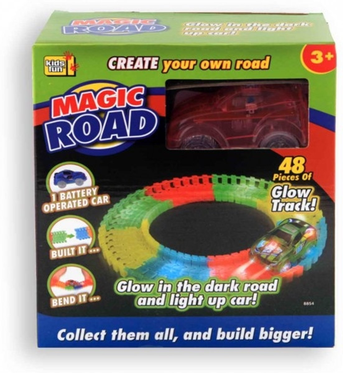 **MAGIC ROAD 48 DLG. 8854