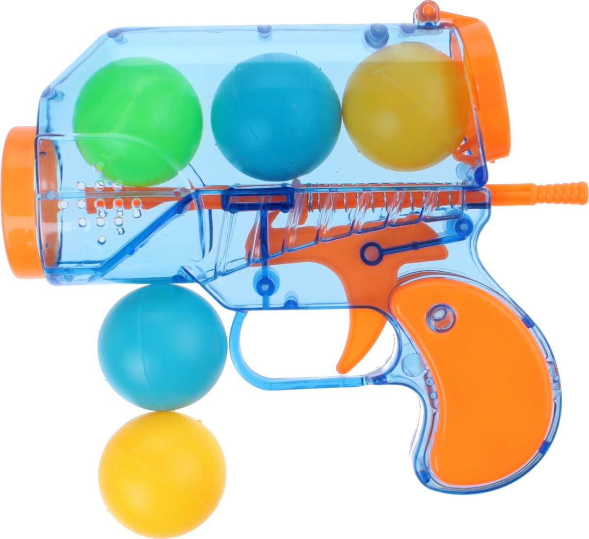 Kids Fun Ball Shooter Blauw 6-delig