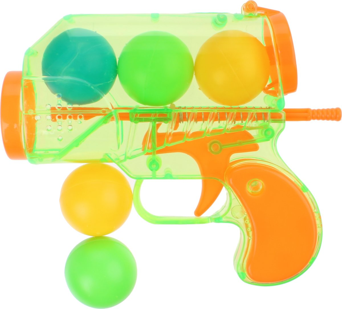 Kids Fun Ball Shooter Groen 6-delig