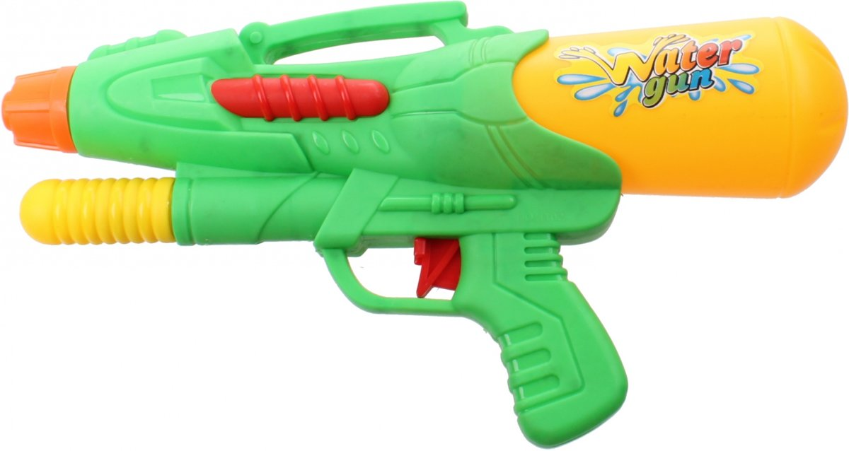 Kids Fun Waterpistool 31 Cm Groen