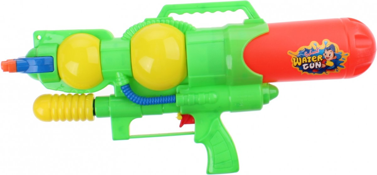 Kids Fun Waterpistool Shoot 40 Cm Groen