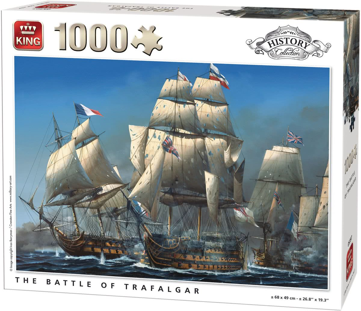 Generic 1000 Battle Trafalgar