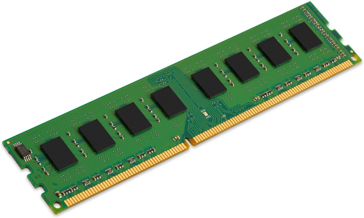 KINGSTON 4096MB, DDR3, 1600 geheugen
