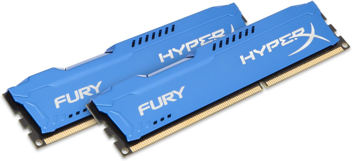 Kingston HyperX FURY 16GB DDR3 1333MHz (2 x 8 GB)