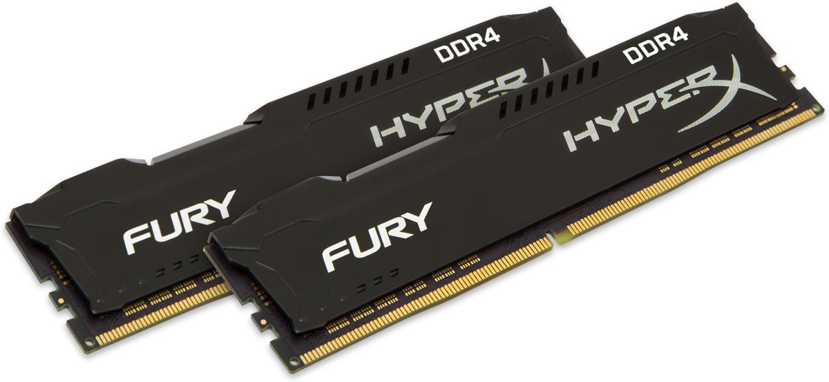 Kingston HyperX FURY 16GB DDR4 2133MHz (2 x 8 GB)