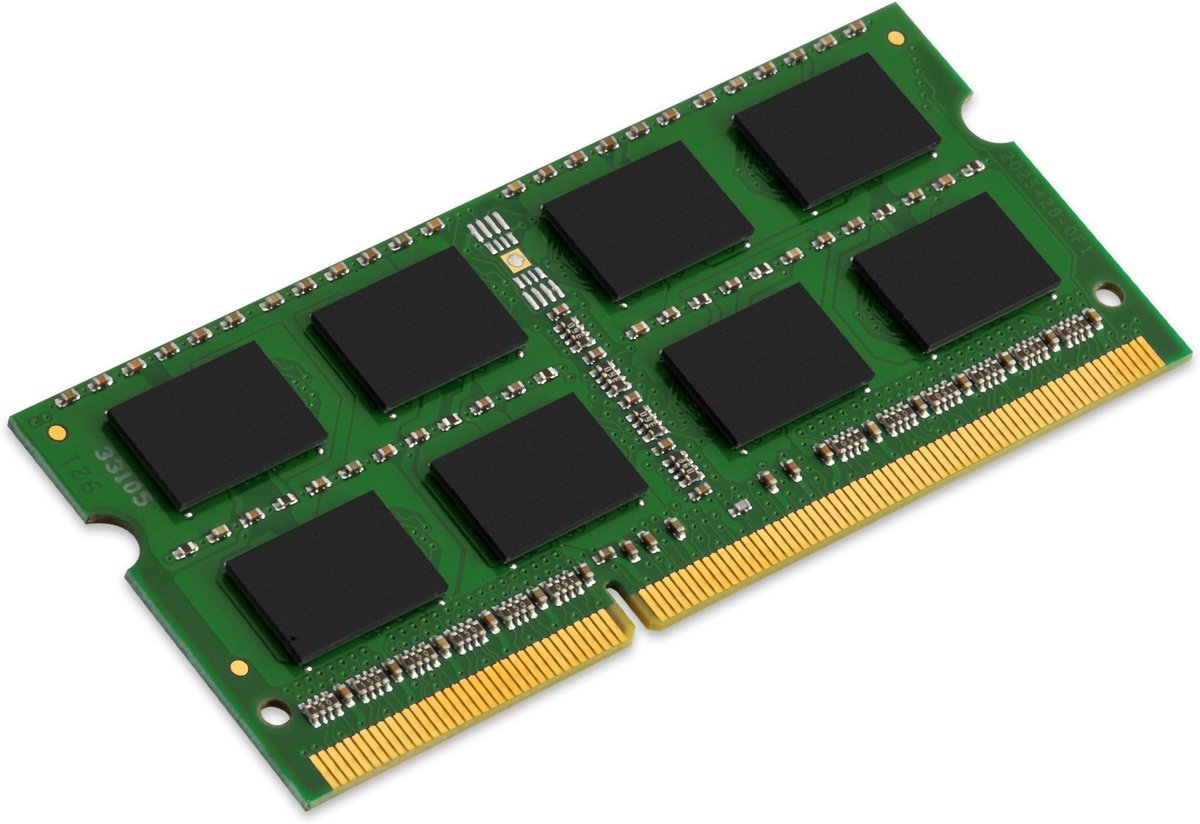 Kingston KCP3L16SS8/4 4GB DDR3L SODIMM 1600MHz (1 x 4 GB)