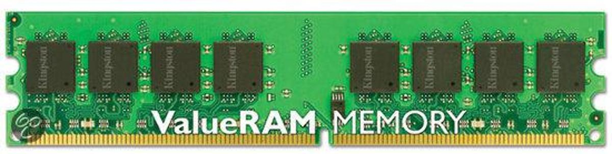 Technology ValueRAM 1GB 800MHz DDR2 ECC CL5 DIMM