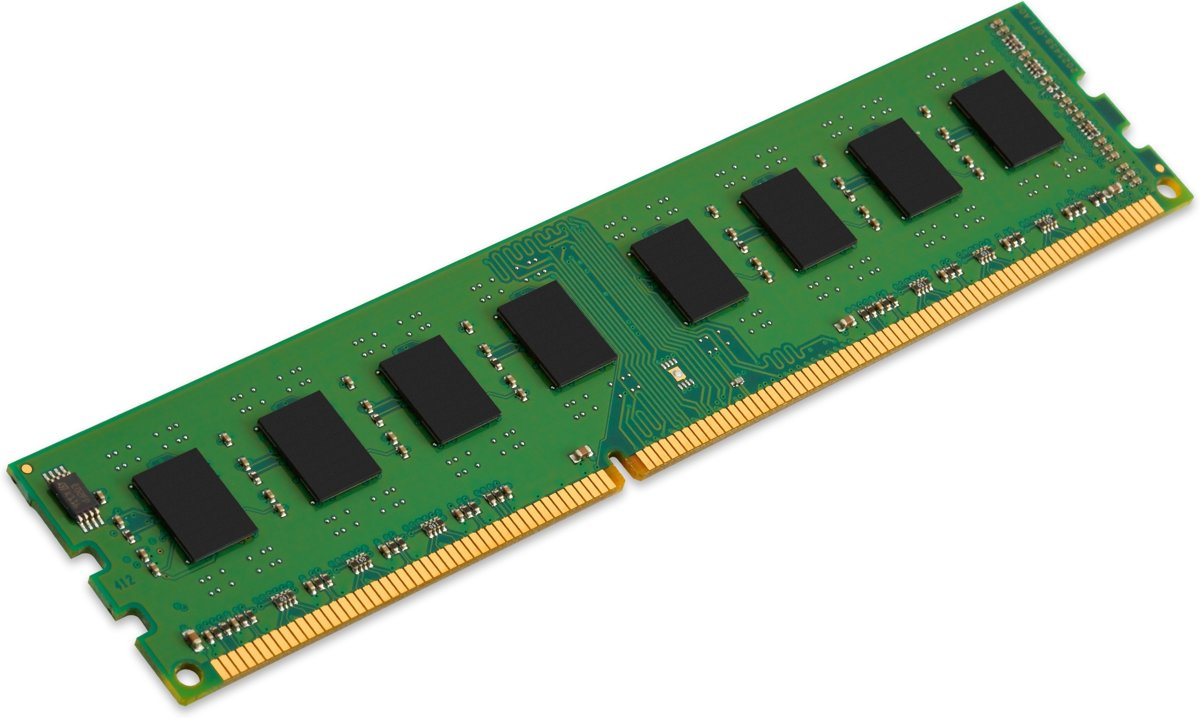 Technology ValueRAM 4GB DDR3-1600 geheugenmodule 1600 MHz