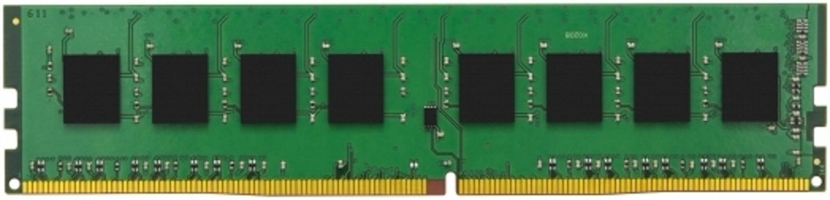 Technology ValueRAM 8GB DDR4 2400MHz 8GB DDR4 2400MHz ECC geheugenmodule
