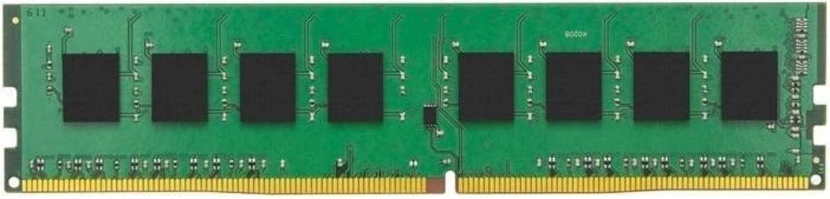 Technology ValueRAM KVR24N17S6/4BK 4GB DDR4 2400MHz geheugenmodule