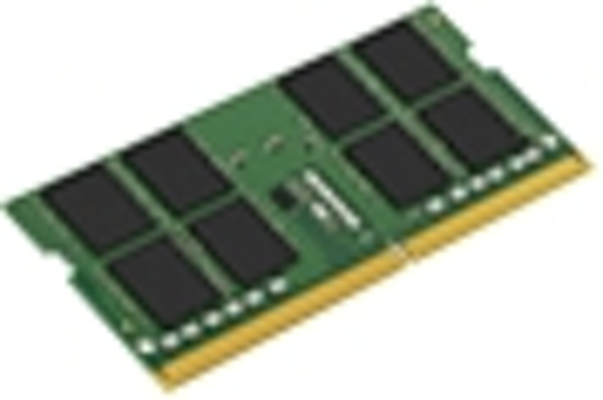 Technology ValueRAM KVR26S19D8/16 geheugenmodule 16 GB DDR4 2666 MHz