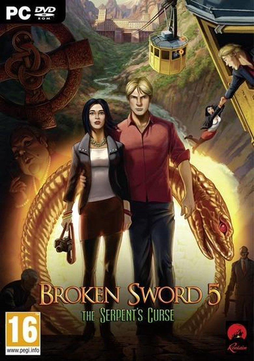 Broken Sword 5: The Serpents Curse - Windows