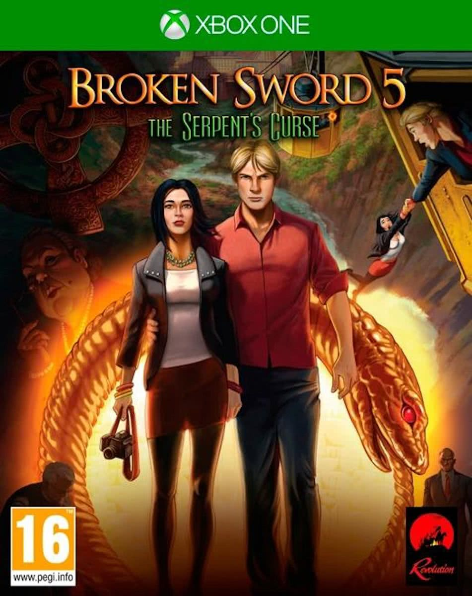 Broken Sword 5: The Serpents Curse -  Xbox One