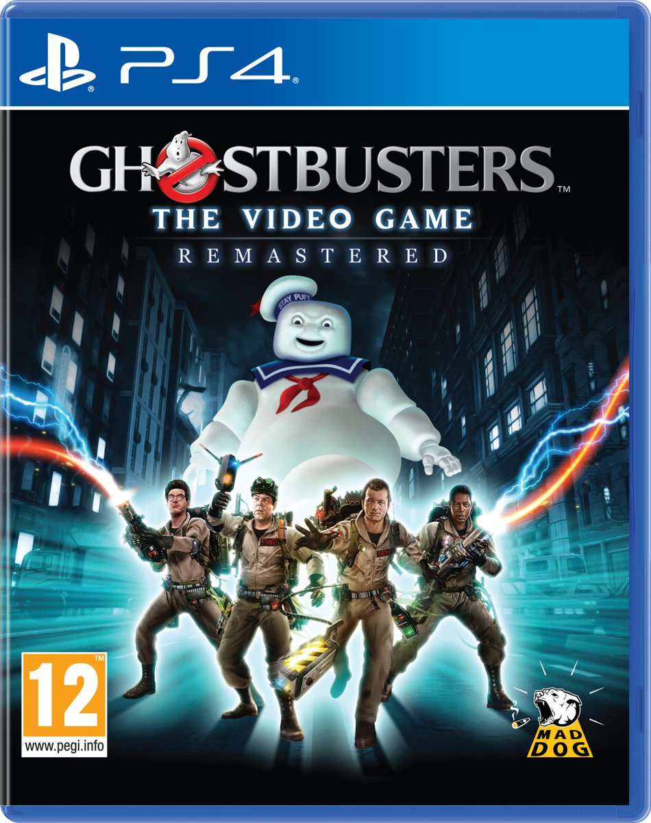 Ghostbusters The Videogame Remastered - PS4