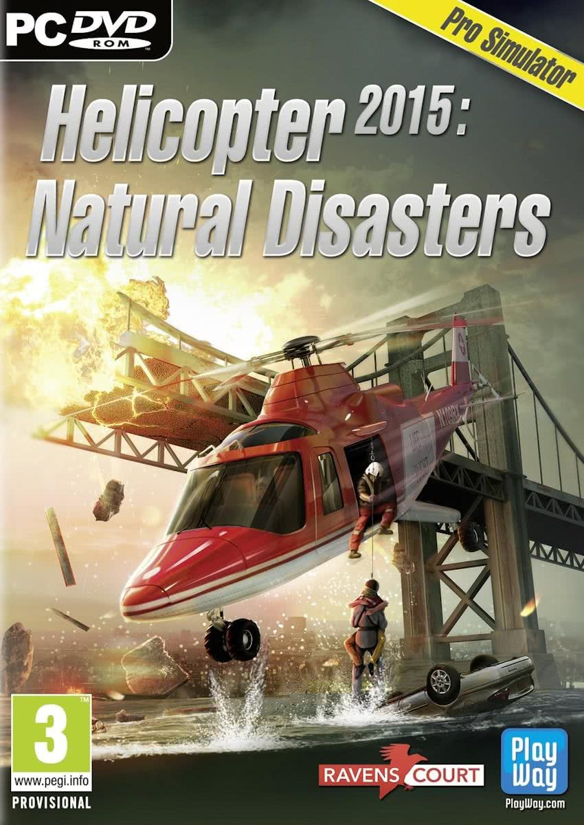 Helicopter 2015, Natural Disasters - Windows